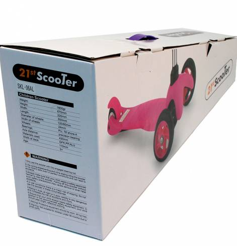 Детский самокат 21st Scooter Mini