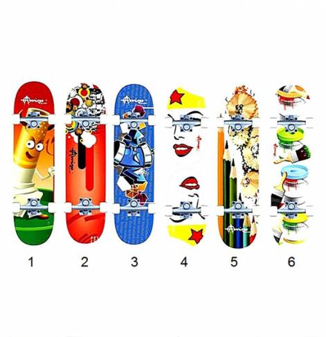 Скейтборд Sonic + SKB Bag с сумкой