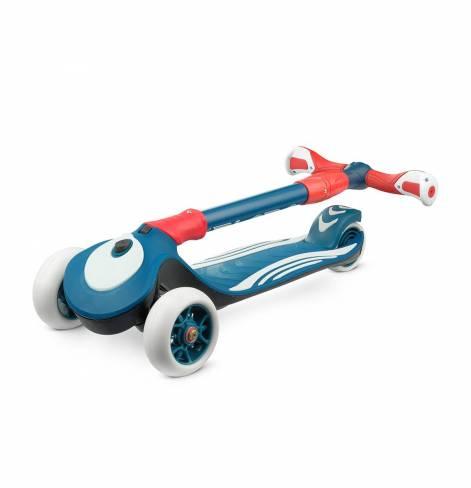Трехколёсный самокат Blade Sport V2 blue/red/white