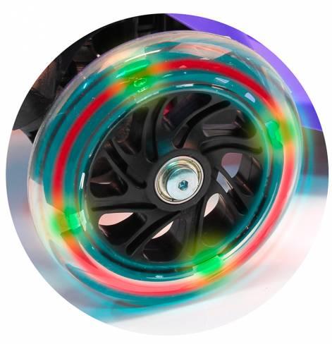 светящиеся колеса