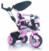 Трехколесный велосипед City 326 Trike pink