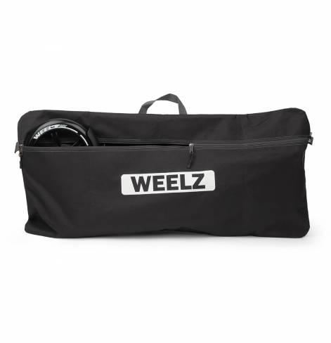 Самокат Weelz Rock черный, 230/180