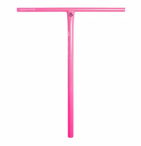 Руль для трюкового самоката Спутник V2 710x600 мм Розовый