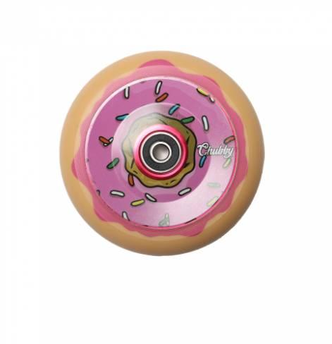 Колесо Chubby Donut Pink 110 мм