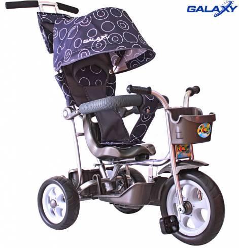 Трехколесный велосипед Galaxy Лучик