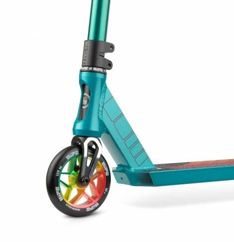 Трюковый самокат Hipe S20 Colorful 2021