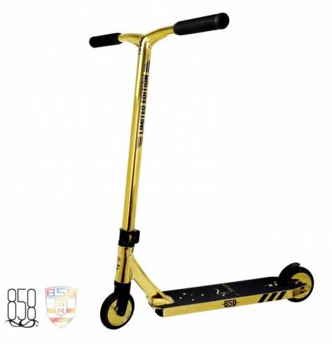 Самокат Ride 858 GR Gold