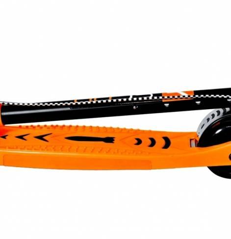 Самокат Y-SCOO MAXI CITY Gagarin трансформер с ручным тормозом