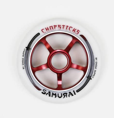 Колеса для трюкового самоката Eagle Chopsticks 100 mm samurai
