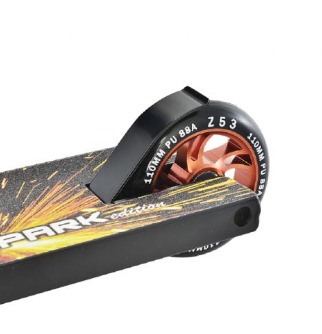 Трюковый самокат Z53 Spark Edition