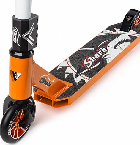 Fox Pro Shark  orange