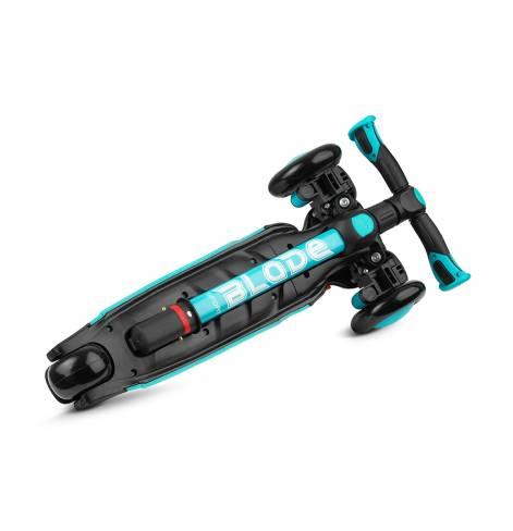 Детский самокат Blade Sport V1 black/aqua