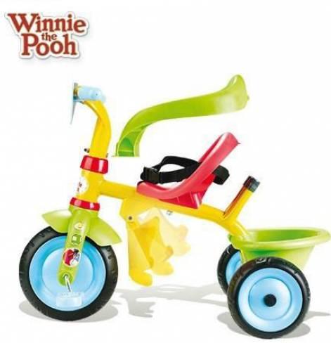 Трехколесный велосипед Smoby Be Fun
