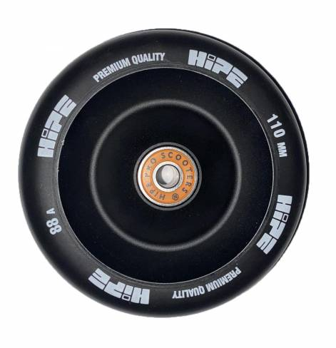 Колесо HIPE H72 110мм black/black