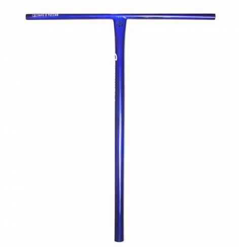Руль для трюкового самоката Спутник V2 710x600 мм синий