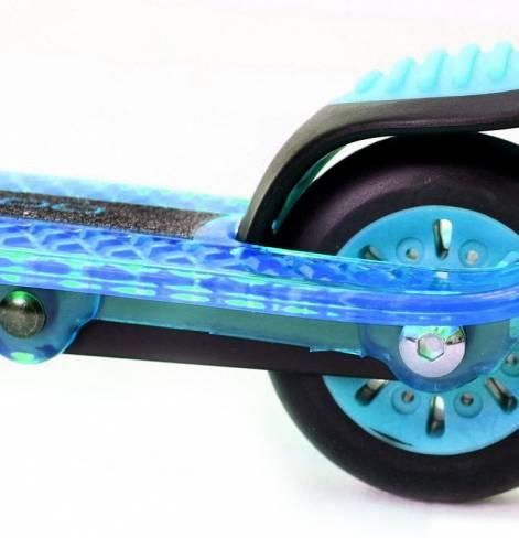 Трехколесный самокат Y-SCOO RT TRIO DIAMOND 120 blue