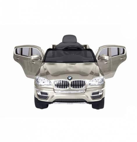 Электромобиль  BMW X6 Цвет шампанского