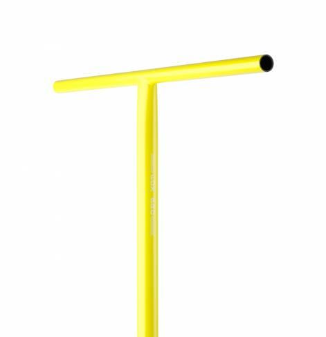 Руль Foxpro T-Bar SCS Yellow