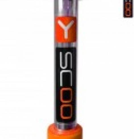 Трехколесный самокат Y-SCOO TRIO 120 NEON