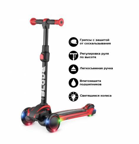Детский самокат Blade Sport V1 black/red