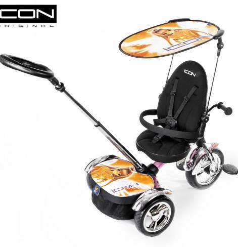 Трехклесный велосипед ICON 3