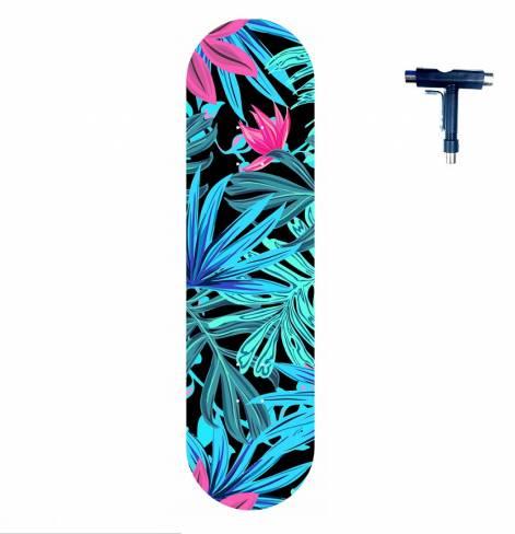 Скейтборд Z53 Tropic