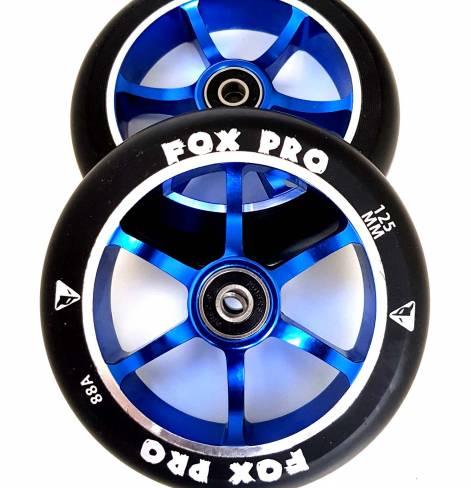 Колеса для трюкового самоката Fox Pro 125 мм