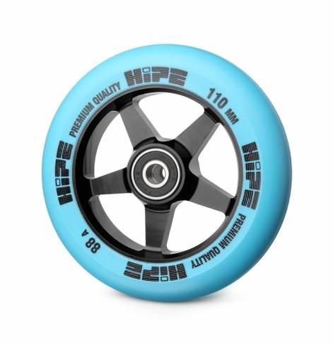 Колесо HIPE 09 110MM blue/black